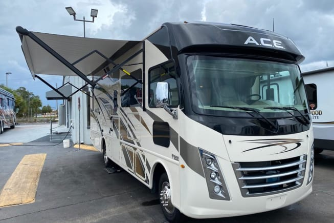 2020 Thor Motor Coach A.C.E available for rent in Cape Coral FL