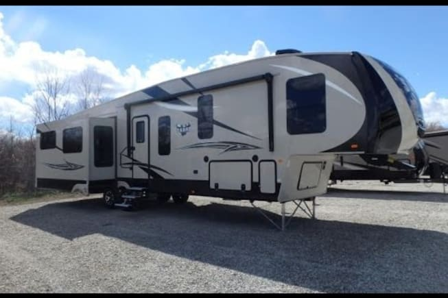 2016 Forest River Sabre available for rent in Clayton OH