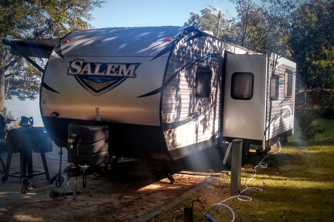 2017 Forest River Salem available for rent in Iva SC