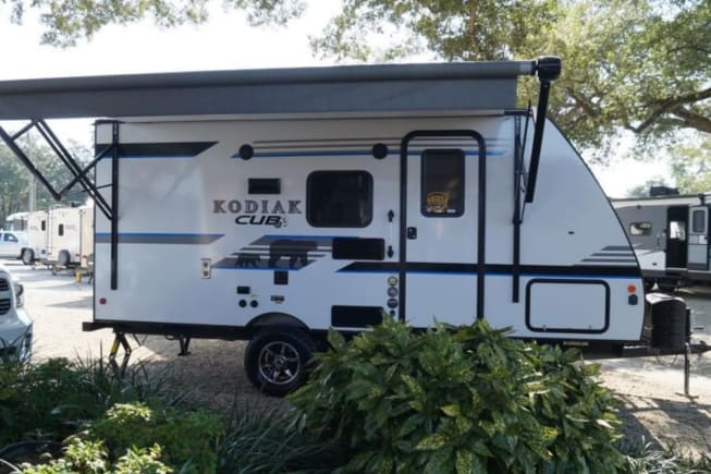 2018 Dutchmen Kodiak available for rent in SEAGOVILLE TX
