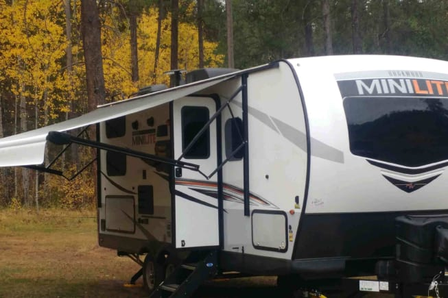 2021 Forest River Mini-Lite available for rent in Midvale UT