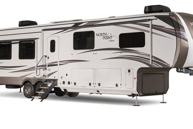 2021 Jayco North Point available for rent in Machesney Park IL
