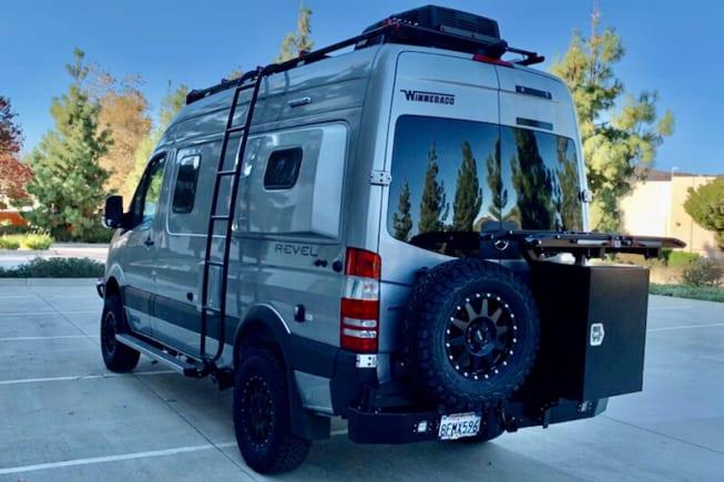 2019 Winnebago Revel available for rent in Montecito CA