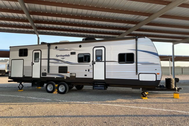 2019 Keystone Summerland available for rent in Mansfield TX