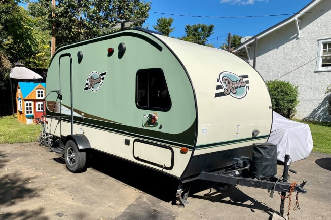 2016 Forest River R-Pod available for rent in Arlington VA