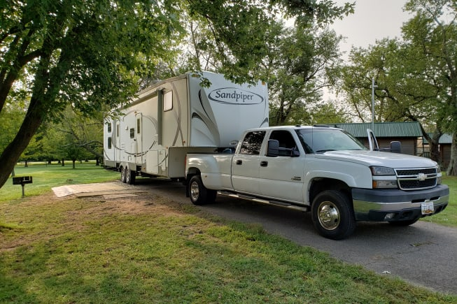 2009 Forest River Sandpiper available for rent in Oak Harbor WA