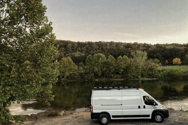 2019 Dodge Sprinter 2500 available for rent in Winston-Salem NC