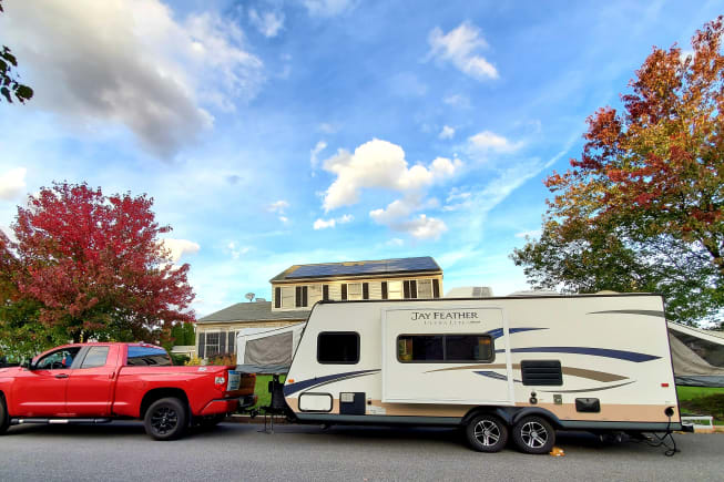 2015 Jayco Jay Feather Ultra Lite available for rent in Easton PA