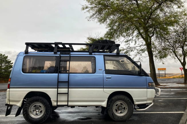 1992 Mitsubishi Delica available for rent in Winston Salem NC