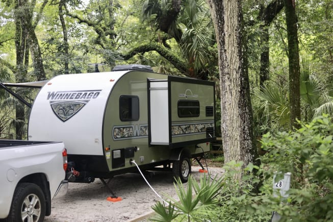 2018 Winnebago Minnie Drop available for rent in Thonotosassa FL