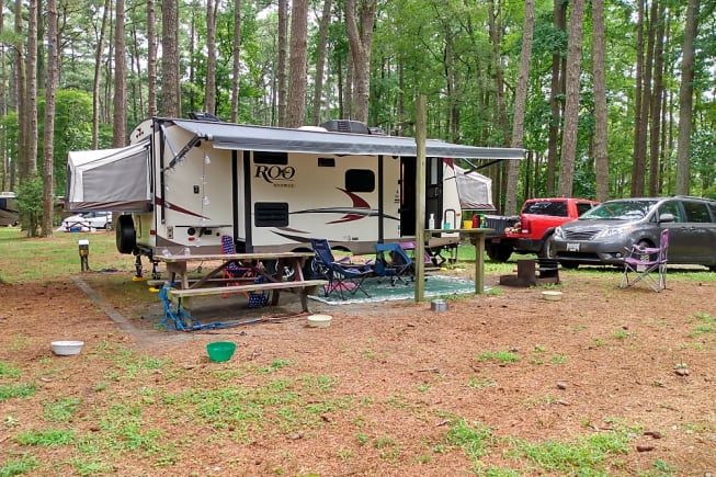 2018 Forest River Rockwood Roo available for rent in Pasadena MD