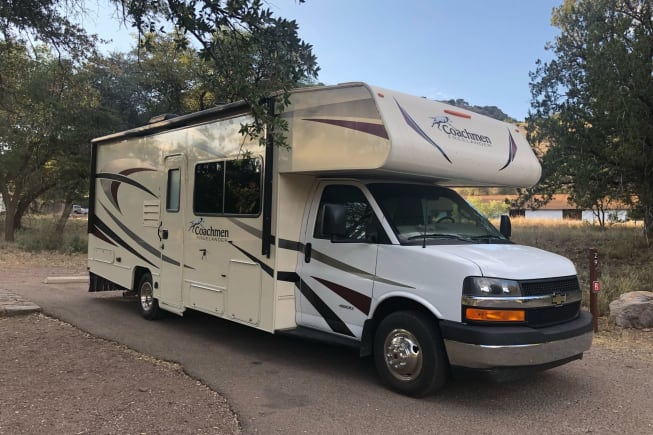 2019 Coachmen Freelander available for rent in Mansfield TX