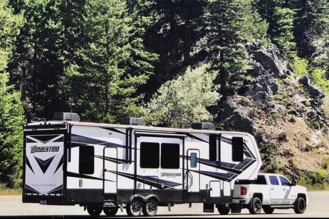2019 Grand Design Momentum available for rent in San Tan Valley AZ