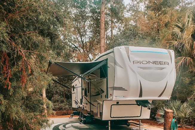 2019 Heartland Pioneer available for rent in Melbourne FL