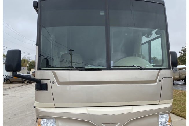 2007 Fleetwood Bounder available for rent in Spearfish SD
