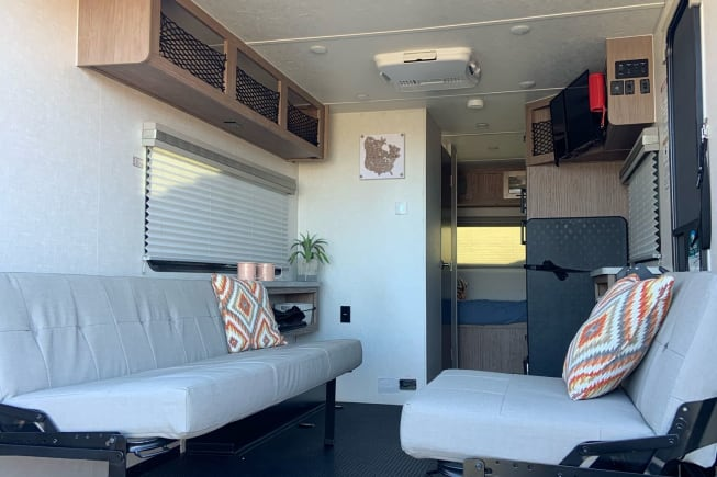 2021 Forest River No Boundaries 19.1 Toy Hauler available for rent in Yucaipa CA