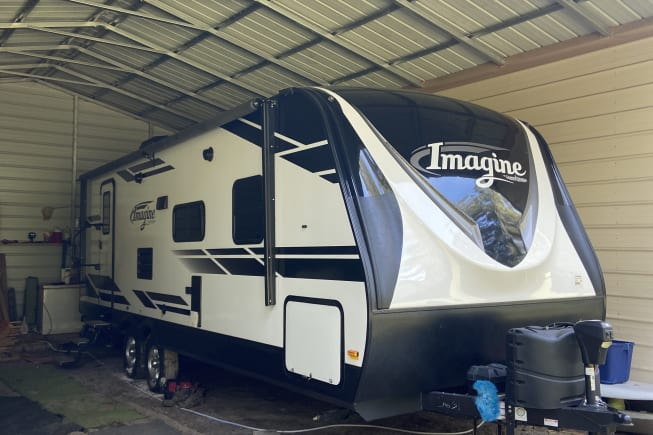 2019 Grand Design 26RB imagine available for rent in Ft white FL