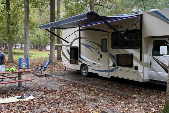 Camping in GA