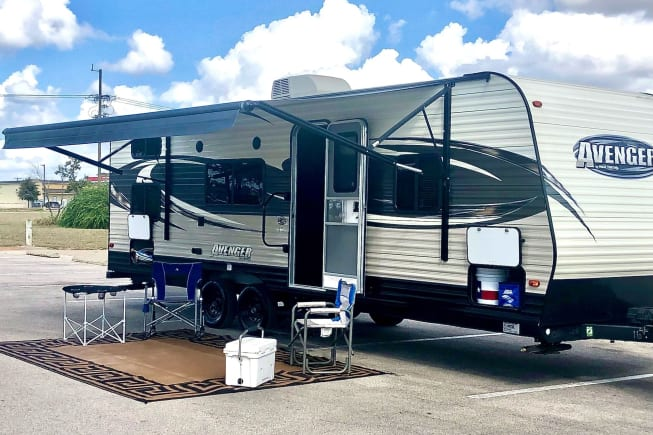 2017 Prime Time Avenger available for rent in Round Rock TX