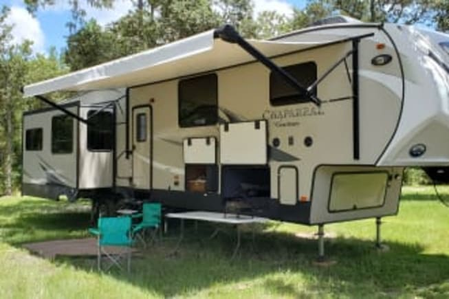 2018 Forest River Chaparral available for rent in New Smyrna Beach FL