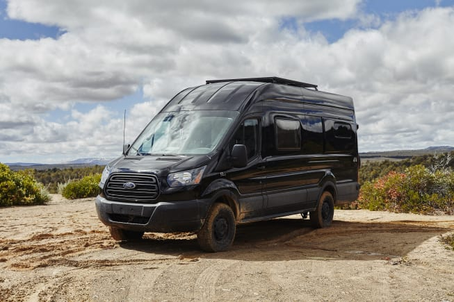 2019 Ford Transit available for rent in Boulder CO
