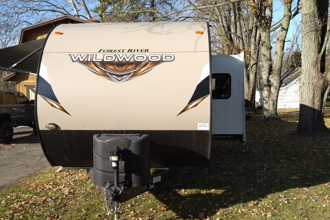 2017 Forest River Wildwood available for rent in Zeeland MI