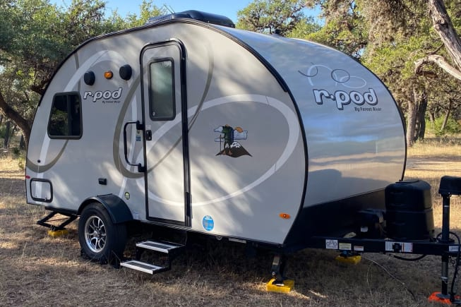 2020 Forest River R-Pod available for rent in Buda TX