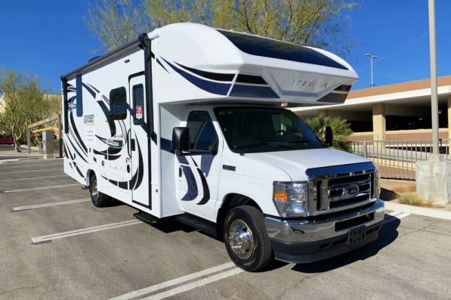 2021 Entegra Coach 24B available for rent in Las Vegas NV