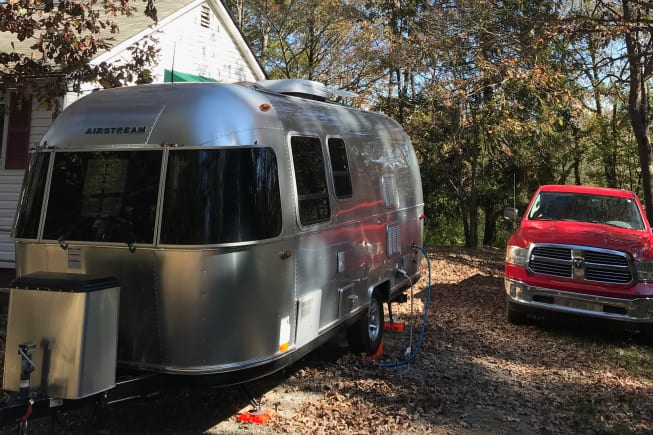 2017 Airstream Sport available for rent in Asheville NC