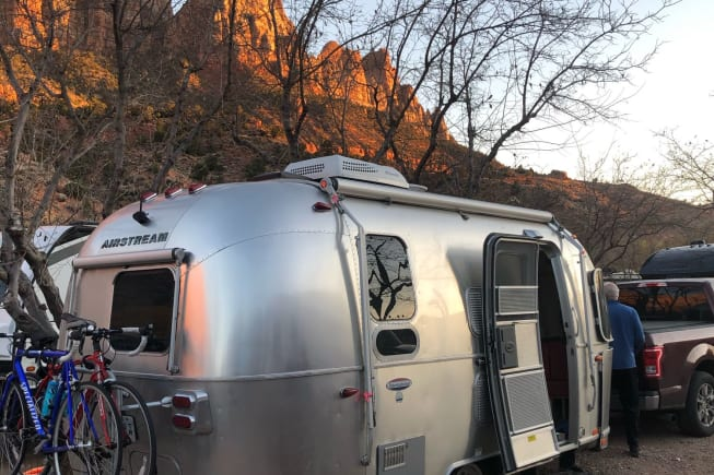 2016 Airstream International available for rent in Falls Church VA