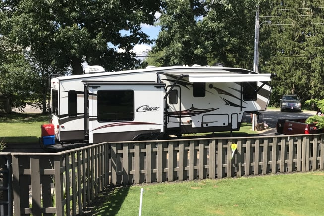 2015 Keystone Cougar available for rent in Somerset PA