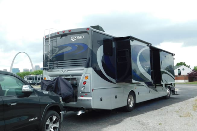 2019 Fleetwood Discovery available for rent in Morgantown PA