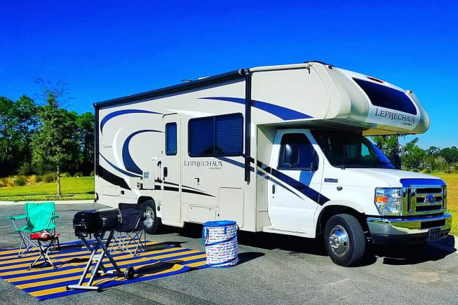 2021 Coachmen Leprechaun 260DSF available for rent in Winter Garden FL