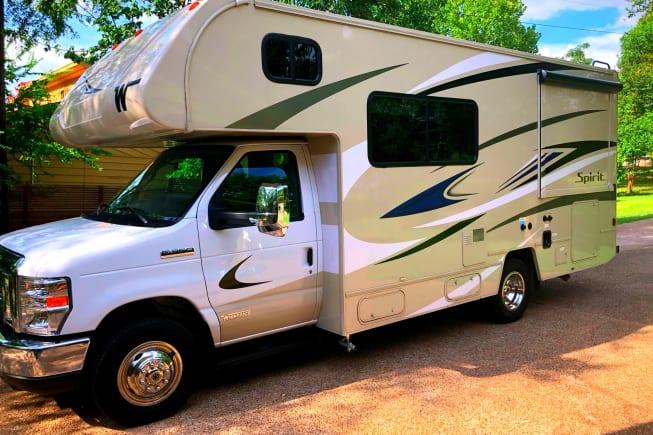 2020 Winnebago Spirit available for rent in Round Rock TX
