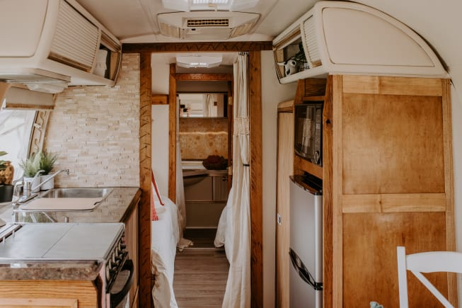 1976 Airstream Overlander available for rent in Knoxville MD