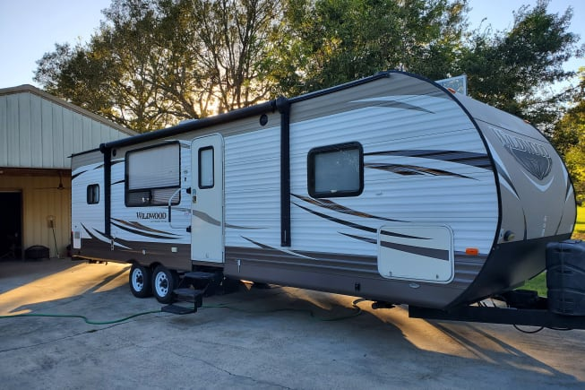 2016 Forest River Wildwood available for rent in Jeanerette LA