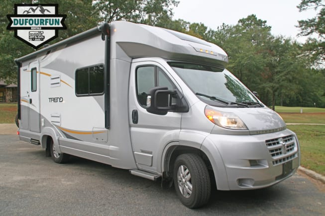 2016 Winnebago Trend available for rent in Chattanooga TN