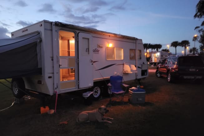 2003 Dutchmen Ultra light available for rent in Orlando FL