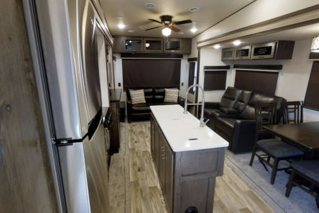 2018 Forest River Heritage Glen available for rent in DURANT OK