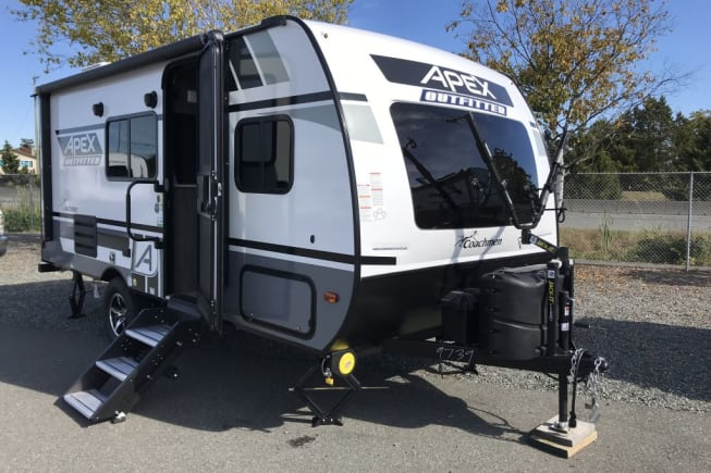 2021 Coachmen Apex 185BH available for rent in Golden CO