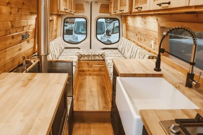 2019 Mercedes-Benz Sprinter available for rent in Austin TX