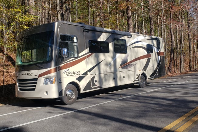 2018 Coachmen Mirada available for rent in Jacksonville FL