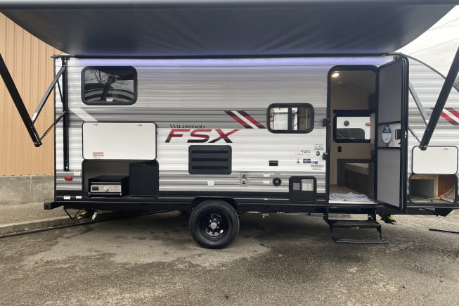 2021 Forest River Wildwood Sport available for rent in Silverdale WA