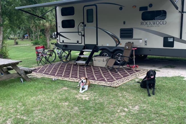 2020 Forest River Rockwood Ultra Lite available for rent in Ocala FL
