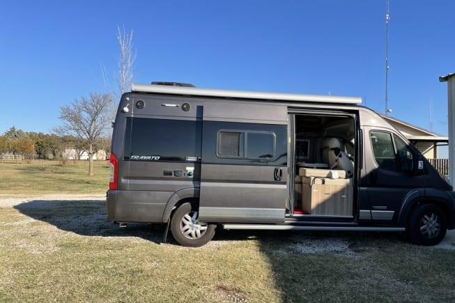 2019 Winnebago Travato available for rent in Dallas TX