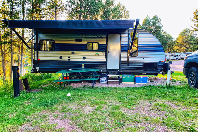 2020 Forest River Cherokee Grey Wolf available for rent in Box Elder SD