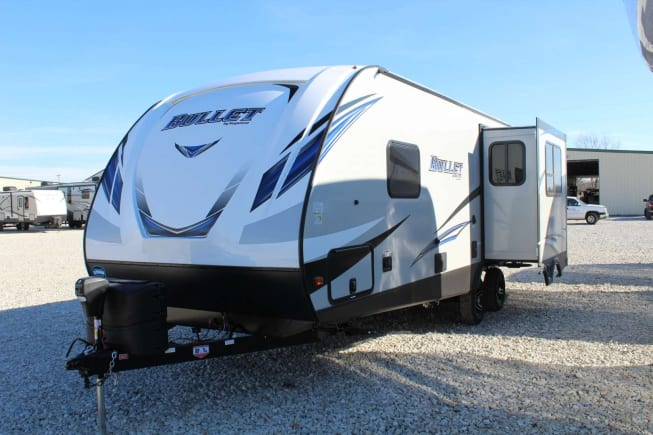 2019 Keystone Bullet available for rent in howell MI