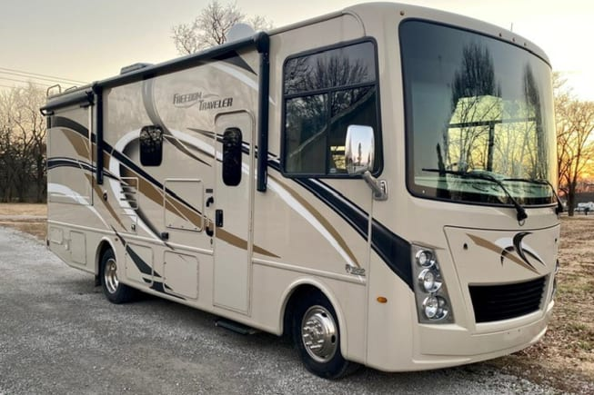 2020 Thor Motor Coach Freedom Traveler available for rent in Bartlesville OK