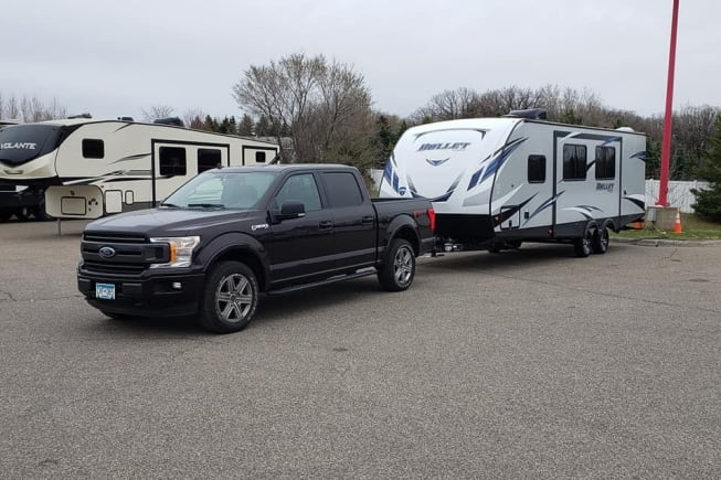 2018 Keystone Bullet available for rent in Fitchburg WI