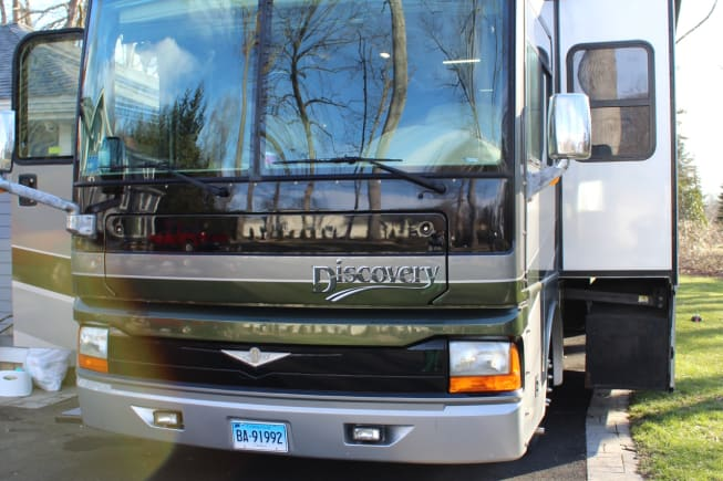 2006 Fleetwood Discovery available for rent in Branford CT